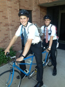 The Ultimate Missionary Bike