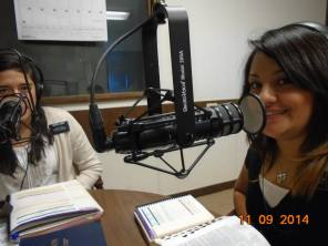 Sister Lopez and Sister Zavala Radio CIty!