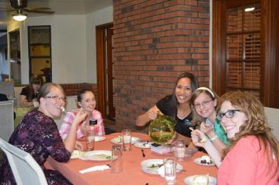 Sisters Rudy, Boss, Kaufusi, Moser, Evans
