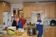 Kitchen Dream Team - The Murris