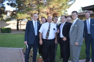 Swapping Stories with Elder Allen, Mission Vehicle Coordinator