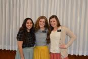 Sisters Martinez, Paul and Haymond
