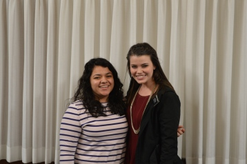 Sisters Garcia and Pierson
