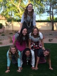 Sisters Pyramid