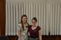 Sis. Ames & sis. Prellwitz