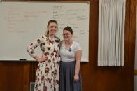 Sis. Larson & S. Prellwitz