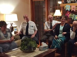 Elder Kerby,Elder & Sis. Wainwright