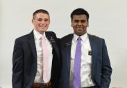 Elder Brimhall & Elder Rajasooriar
