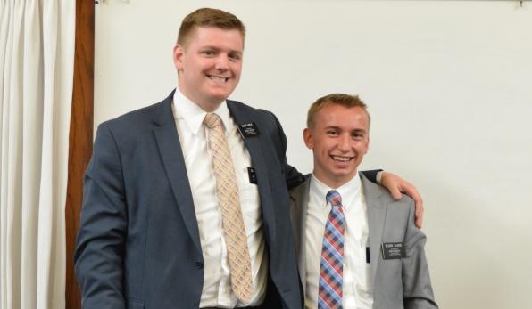 Elder Carle & Elder Slade