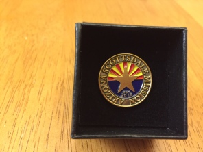 Elder Lapel Pin